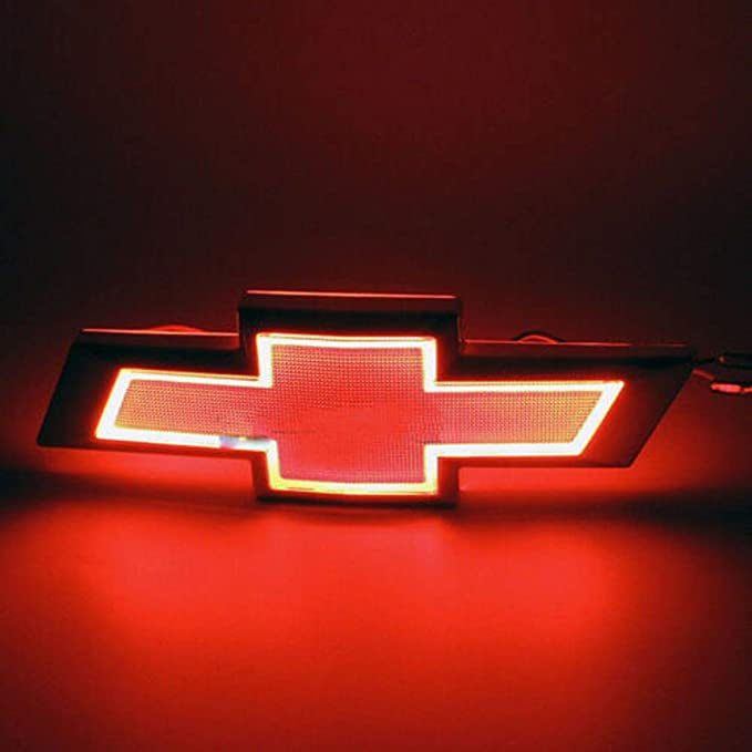 5D LED Car Auto Tail Logo Light Badge Lamp Emblem For CHEVROLET CRUZE EPICA