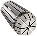 Dorian Tool ER16 Alloy Steel Ultra Precision Collet, 0.087'' - 0.125'' Hole Size