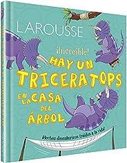 Hay Un Triceratops en la Casa del Árbol
