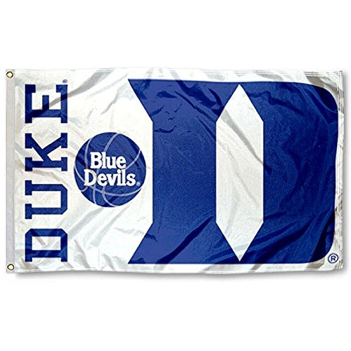 NCAA Duke Blue Devils 3-by-5 Foot Flag with Grommets