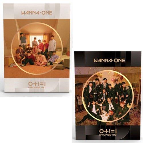 WANNA ONE [I PROMISE YOU] 2nd Mini Album 2 Ver