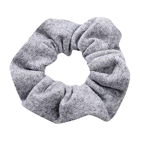 ☆ Futurelove ☆ Ponytail Hair Holder Head Wrap Stretch Terry Cloth, The Best Way To Hold Your Hair For Women