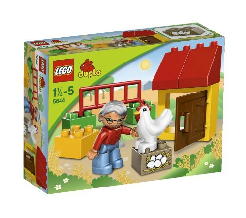 LEGO DUPLO LEGOVille 5644: Chicken Coop by LEGO