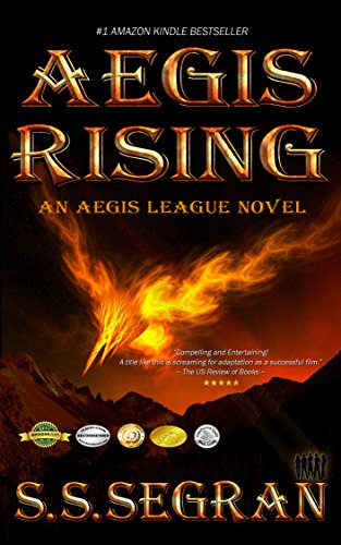 AEGIS RISING (The Aegis League Series Book 1)