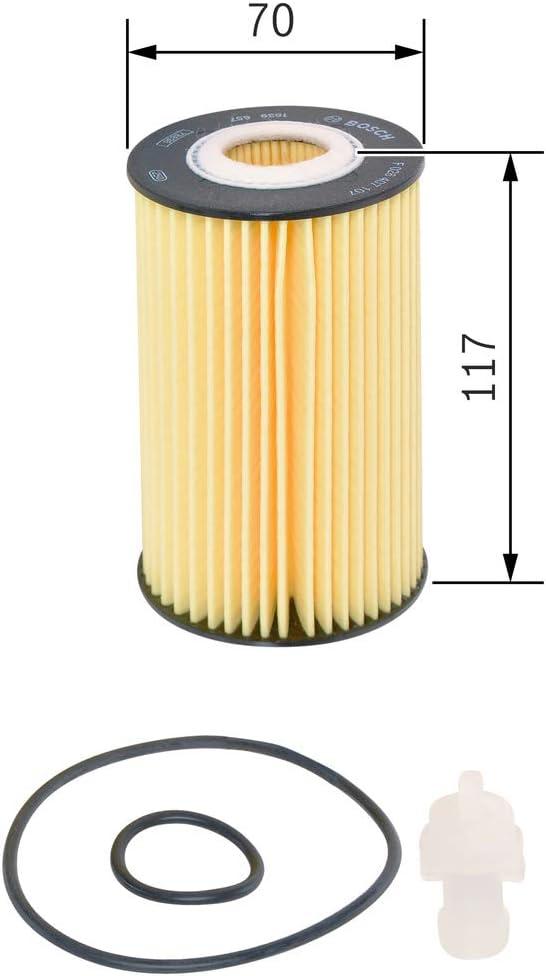 Bosch F026403020 Kraftstofffilter Auto