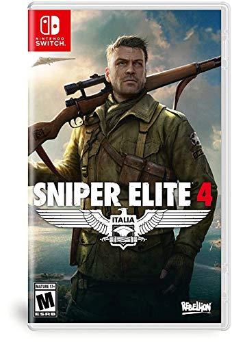 Sniper Elite 4 – Nintendo Switch