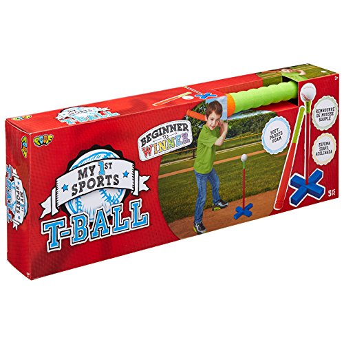 POOF My 1st Sports T-Ball Set