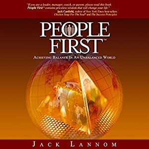 People First: Achieving Balance in an Unbalanced World Audiobook
