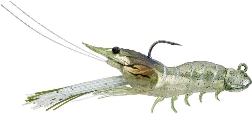 Fishing Tackle Lures Fleeing Shrimp Grass Shrimp