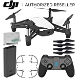 Ryze Tello Quadcopter Drone with HD camera and VR - powered by DJI technology and Intel Processor with GameSir T1d Bluetooth Gaming Controller Starter Bundle