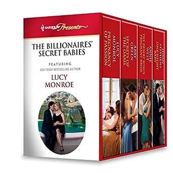 Harlequin Presents The Billionaires Secret Babies: An ...