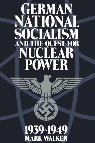 German National Socialism and the Quest for Nuclear Power, (German 20 Mark)