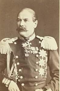 Eduard Ivanovich Totleben, half-length portrait, facing slightly left, in uni d9