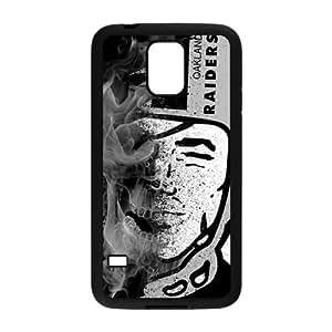 SKULL Best Oakland Raiders Phone Case for Samsung Galaxy S5