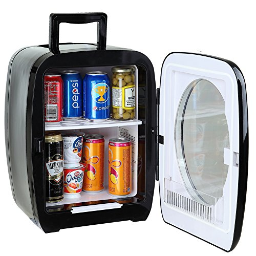Portable Travel Refrigerator Cooler Warmer product image