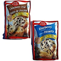 Blueberry & Chocolate CHIP Muffin Mix by Betty Crocker - 1 of Each.