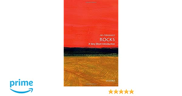 A Very Short Introduction Rocks