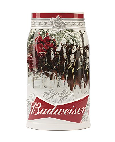 Buy budweiser holiday steins 1980
