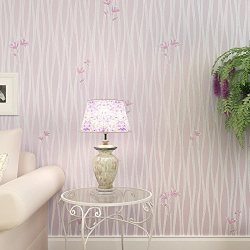 anndeew papel pintado rayas verticales simple papel pintado pared fondo floral papel pintado no tejido 3d - Papel Pintado Rayas Verticales