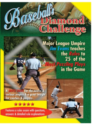 Baseballs Diamond Challenge - Learn the Rules to Some of the Most Puzzling Plays in the Game