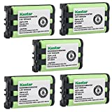 Kastar Battery (5 Pack), Ni-MH 3.6V 1000mAh, for
