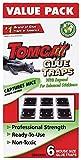 Tomcat Mouse lfFBM Size Glue Traps, 6 Pack (5 Pack)