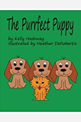 The Purrfect Puppy Paperback