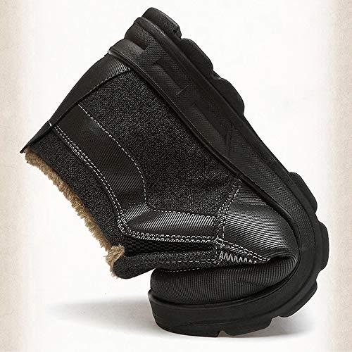Sin marca Zapatos De Hombre Zapatos De Invierno para Hombre ...