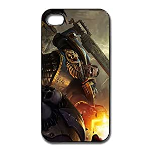 Warhammer 40000 Space Marine Scratch Case Cover For iPhone 6 4.7 - Funny Sayings Case