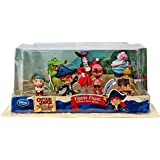 Disney Jake & The Neverland Pirates 7 Figure Set