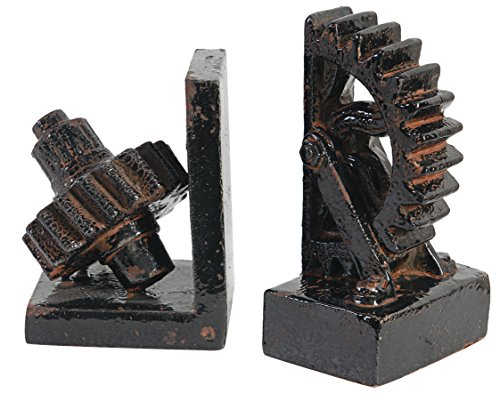 A&B Home 69498 Bookends (Set of 2)