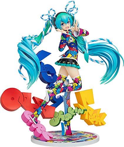 [2022년 4월 30일 발매 예정] 캐릭터・보컬・시리즈01 하츠네 미쿠 MIKU EXPO 5th Anniv. / Lucky☆Orb UTA X KASOKU Ver. 1/8스케일 ABS&PVC제 페인티드 피규어