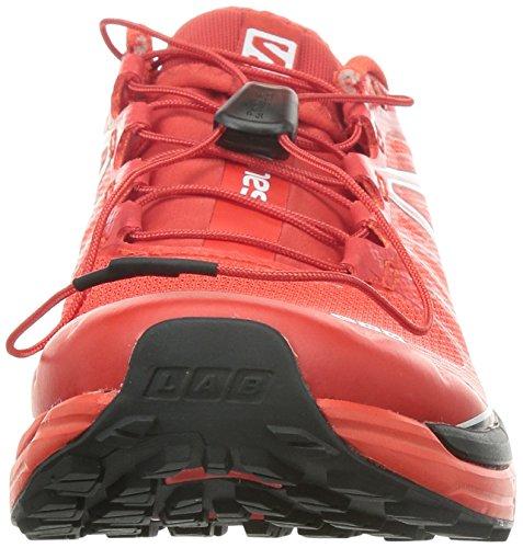 Salomon S-Lab Wings, Zapatillas de Trail Running para Mujer Rojo