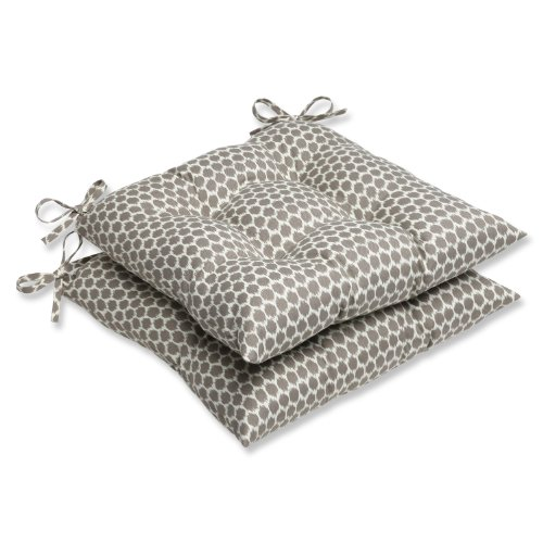 Pillow Perfect Outdoor Sterling Wrought