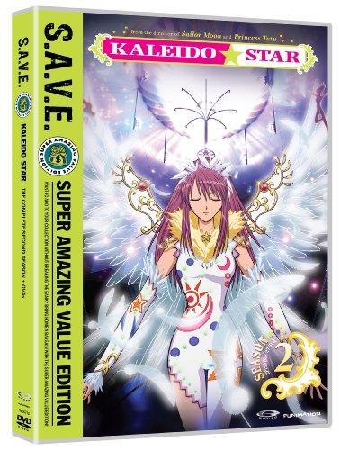 Kaleido Star: Season 2 & OVA's S.A.V.E.