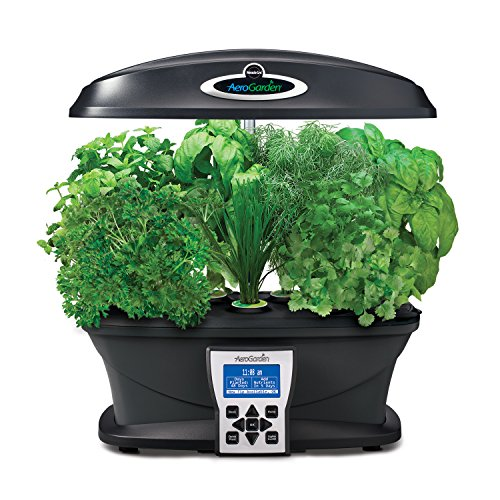 AeroGarden Ultra with Gourmet Herb Seed Pod Kit by AeroGrow