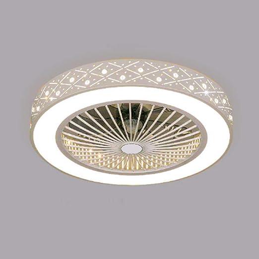 MMGIRLS Luz de Techo Interior LED silenciosa para Sala de Estar de ...