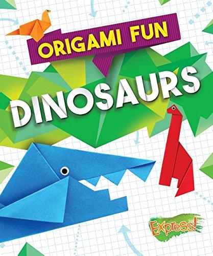Dinosaurs Origami Fun Robyn Hardyman 9781626177093 Amazon