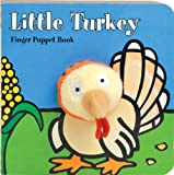 Little Turkey: Finger Puppet Book (Little Finger Puppet Board Books)