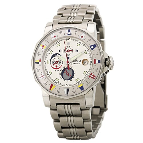 Corum Admiral's Cup Swiss-Automatic Male Watch 977.630.20 (Certified Pre-Owned)