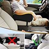 Timorn Car Armrest Cushion, Memory Foam Car Armrest