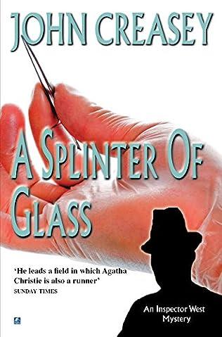 book cover of A Splinter of Glass