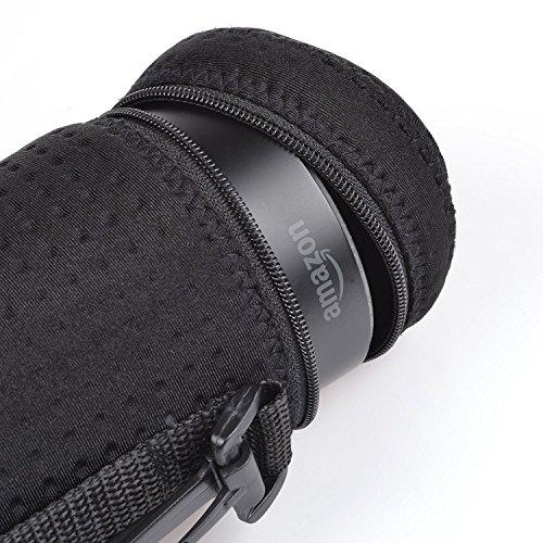 Garyesh Tragen Fall Schützend Hülse Abdeckung Tasche für Amazon Echo Lautsprecher & Ladegerät ATfbL