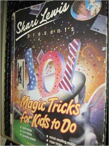 Download Shari Lewis Presents 101 Magic PDF, azw (Kindle), ePub, doc, mobi