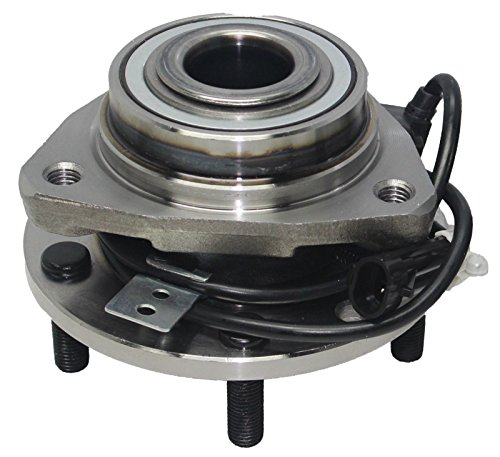 (1 New Front Left Or Right Chevy Gmc Olds Wheel Hub And Bearing Assembly 4Wd 4X4)