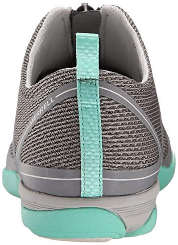 Zip Comfortable Sport Lightweight Women's Ceylon Zip Upper Athletic Shoes up Castlerock Breathable Closure In Merrell And Mesh 8SOYxwES