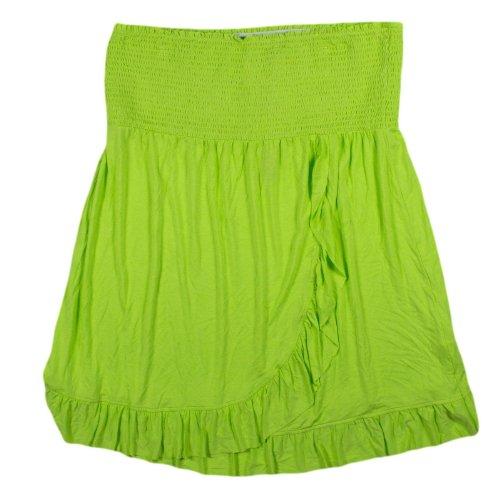 nicole-miller-new-york-elastic-top-ruffle-strapless-dress-crisp-green-xxl