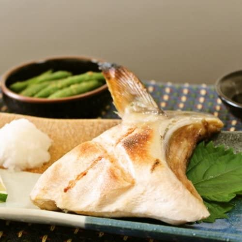 ぶりかま 塩焼き オーブン