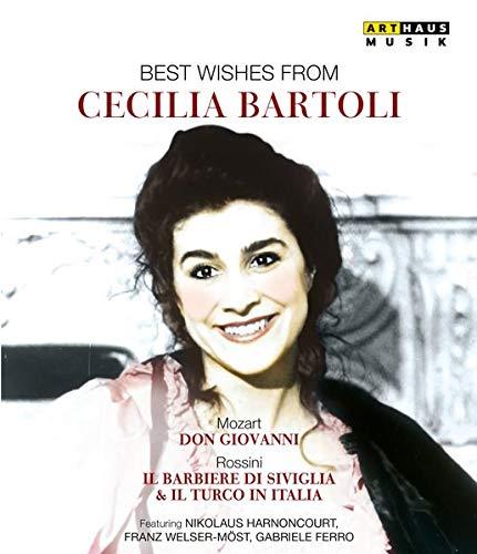 (Best Wishes from Cecilia Bartoli )