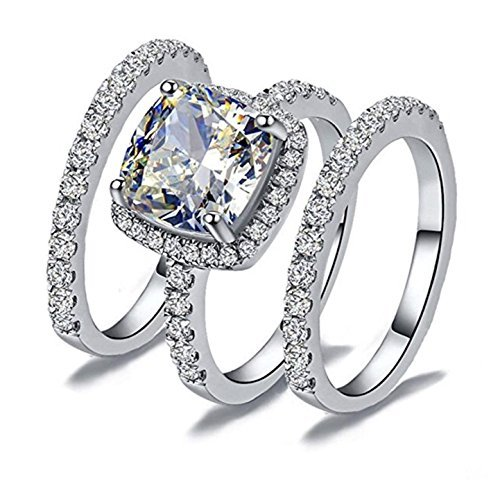 10 best diamond ring looks real for 2019